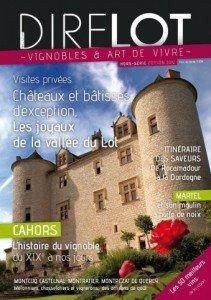 Le Château la Reyne dans DIRE LOT Hors Série 2012 direlot-211x300